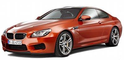 Présentation de la BMW M6 de 2012.