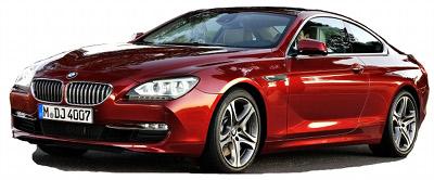 Présentation de la BMW Série 6 Coupé de 2011