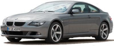 Présentation de la BMW Série 6 de 2008.